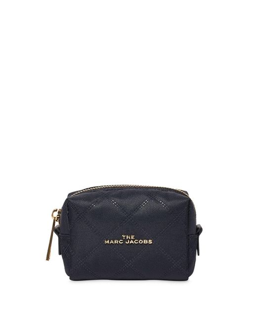 Marc Jacobs Blue Small Beauty Pouch