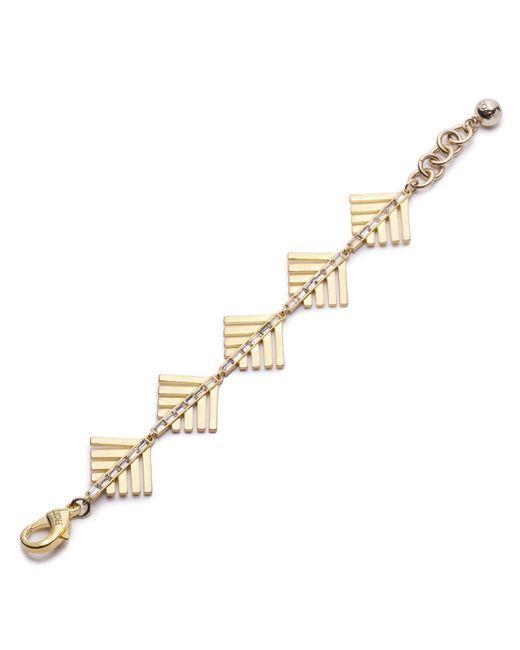 Lulu Frost - Metallic Cascadia Pine Bracelet - Lyst