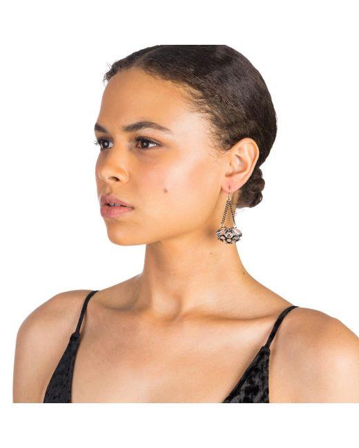 Lulu Frost | Multicolor Diamanda Drop Earring | Lyst