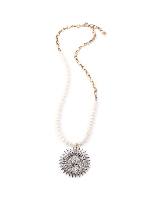 Lulu Frost | Multicolor Beacon Long Pendant | Lyst