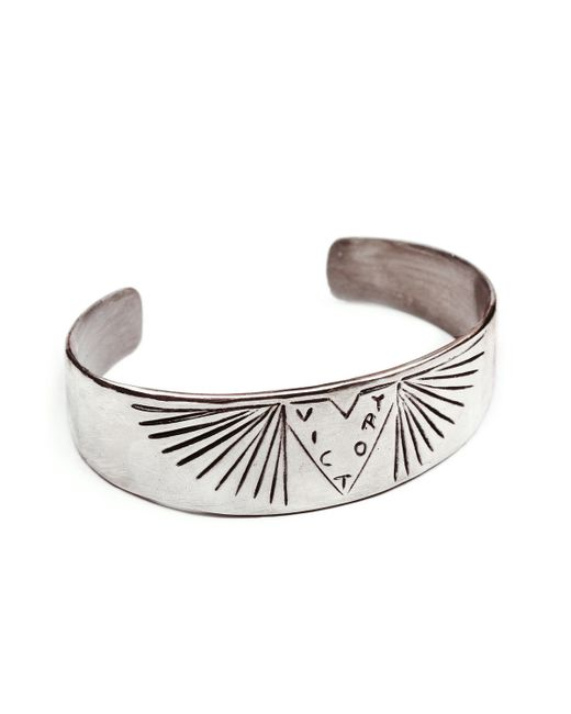 Lulu Frost | Metallic George Frost G. Frost Victory Cuff for Men | Lyst