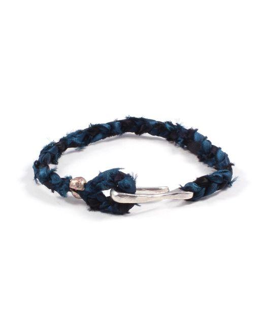 Lulu Frost   Blue George Frost Taros Bracelet - Teal   Lyst
