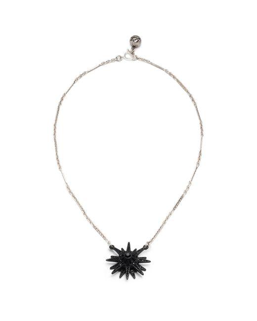 Lulu Frost | Radiant Pendant - Black | Lyst