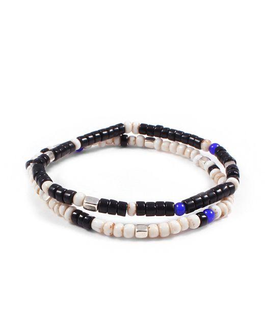Lulu Frost - Multicolor George Frost Essaouira Sea Bracelet Set for Men - Lyst