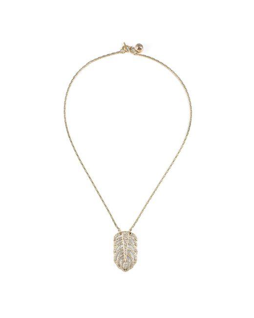 Lulu Frost - Multicolor Goldtone Drift Pendant Necklace - Lyst