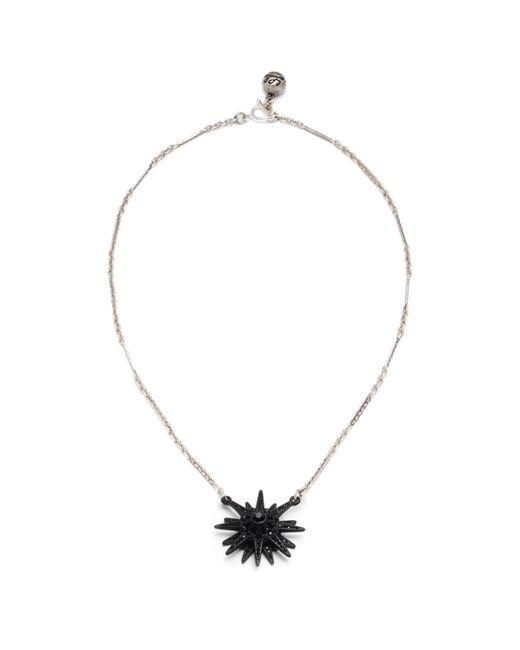 Lulu Frost - Radiant Pendant - Black - Lyst