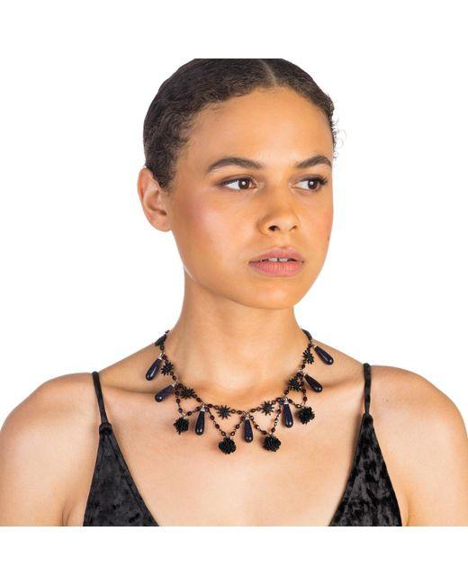Lulu Frost | Multicolor Rose Necklace | Lyst