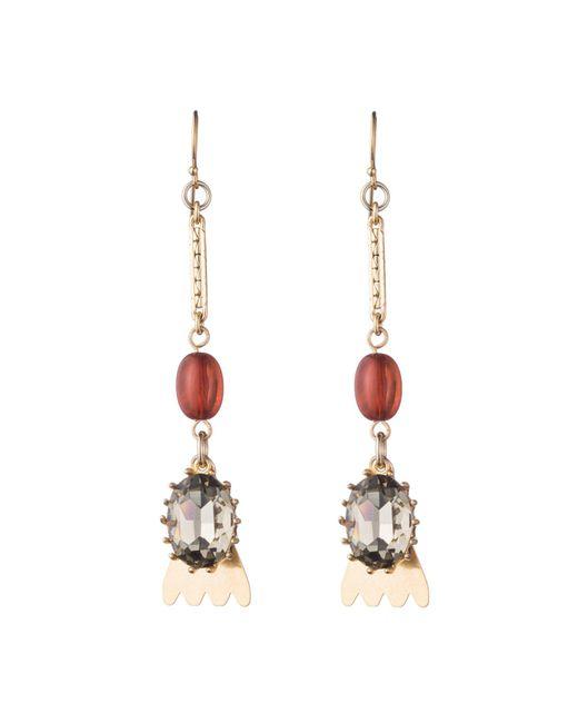 Lulu Frost - Multicolor Sierra Drop Earrings - Lyst