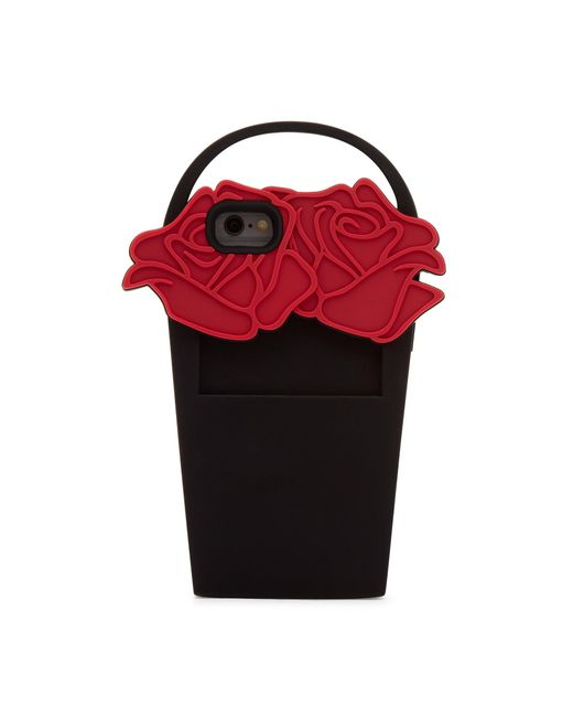 Lulu Guinness | Red Rose Basket Iphone 7 Case | Lyst