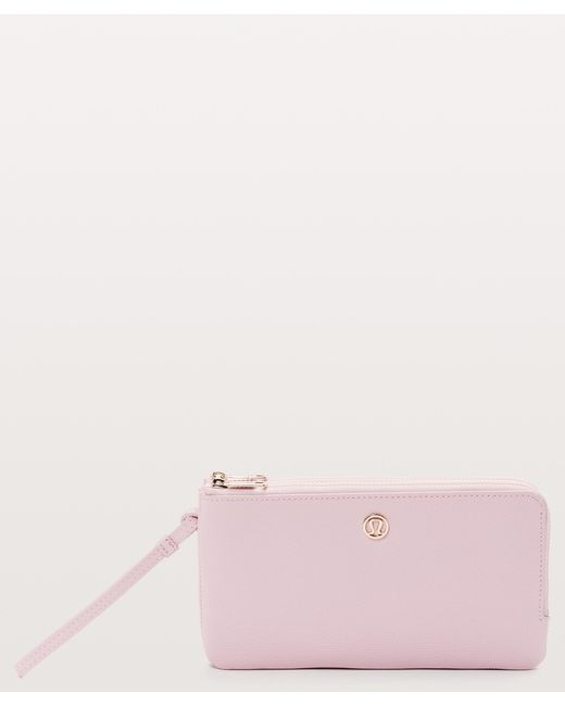lululemon athletica - Pink Double Up Pouch - Lyst