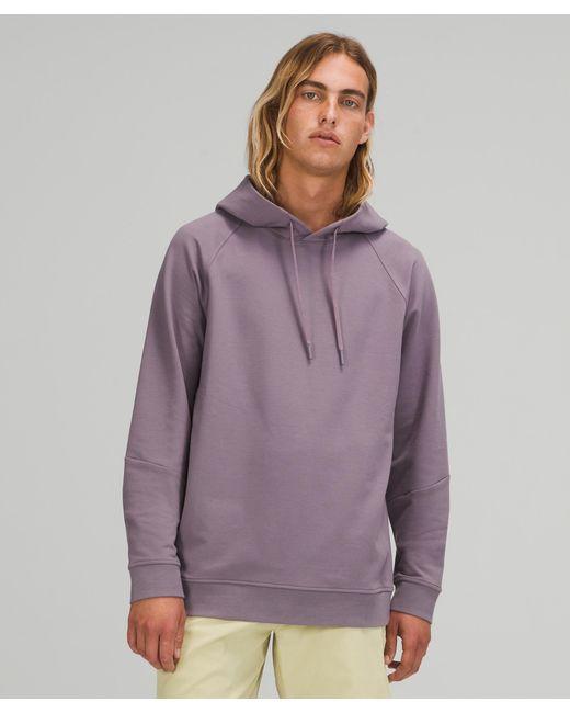 lululemon athletica Purple City Sweat Pullover Hoodie for men