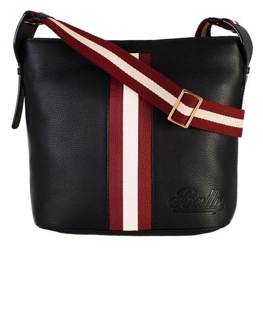 5cb88cd1b16c5 Bally Black Bag in Black - Lyst
