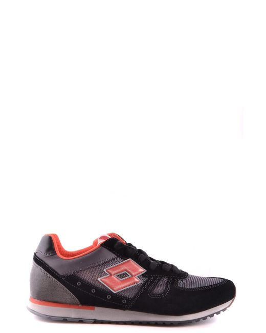 Lotto - Black Shoes Nn673 for Men - Lyst