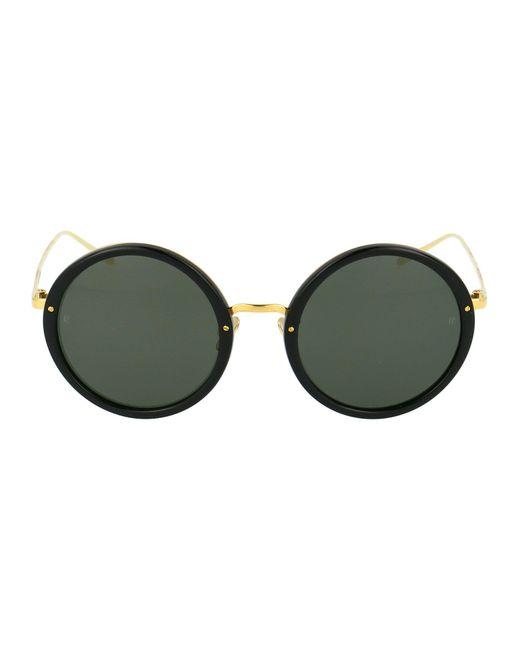 Linda Farrow Multicolor Sunglasses