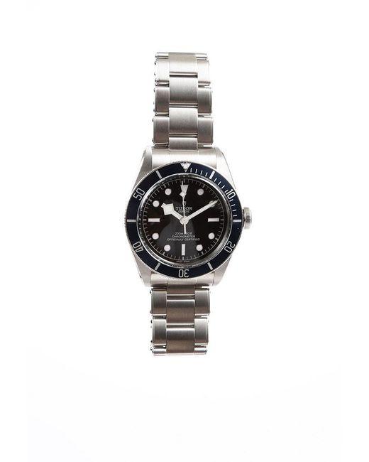 Tudor Black Bay 41mm Steel Watch Men's for men