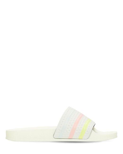 Adidas Originals Adilette サンダル Multicolor