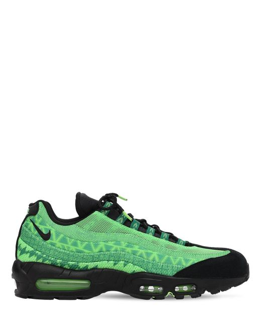メンズ Nike Air Max 95 Ctry スニーカー Green