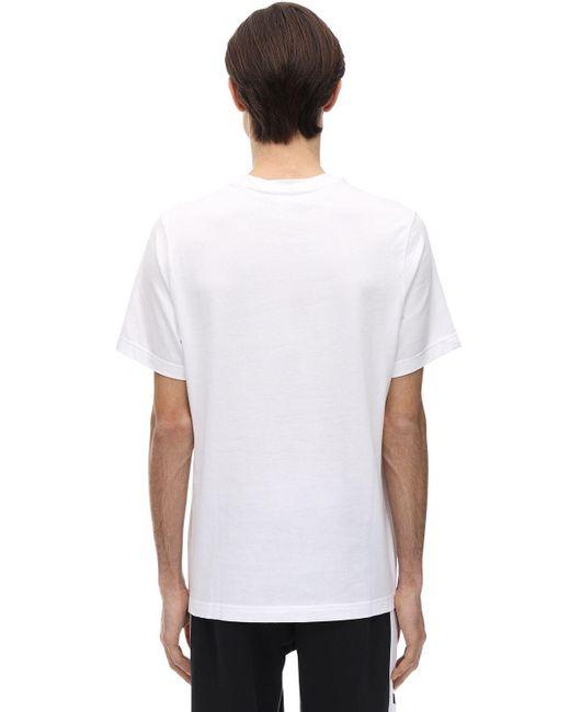 メンズ Reebok Cl F Vector コットンジャージーtシャツ White