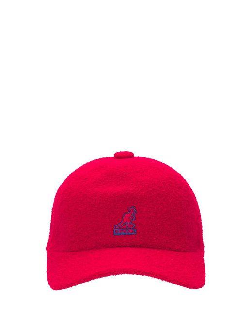 Кепка Bermuda Kangol для него, цвет: Red