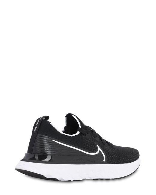 Nike Epic React Pro Flyknit スニーカー Black