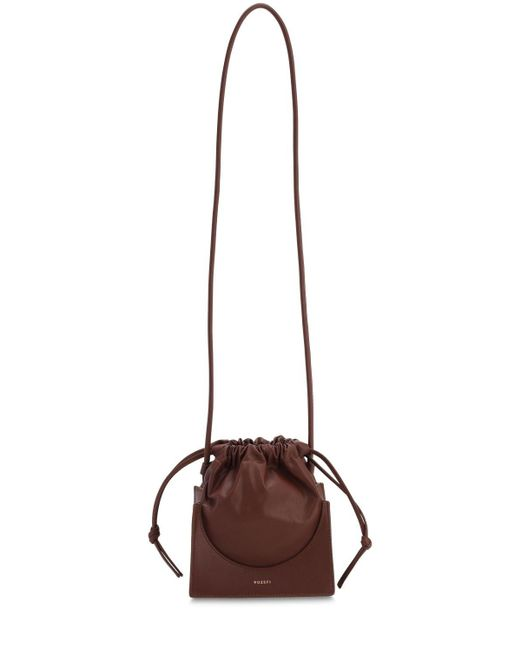 Кожаная Сумка Pouchy Yuzefi, цвет: Brown