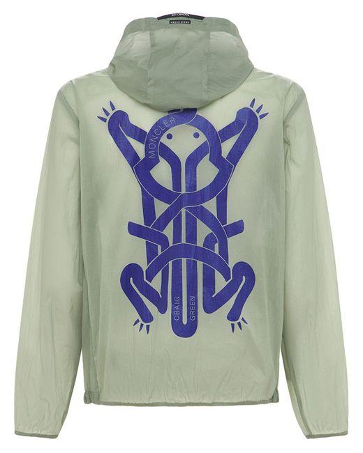 Куртка Из Нейлона Craig Green Oxybelis Moncler Genius для него