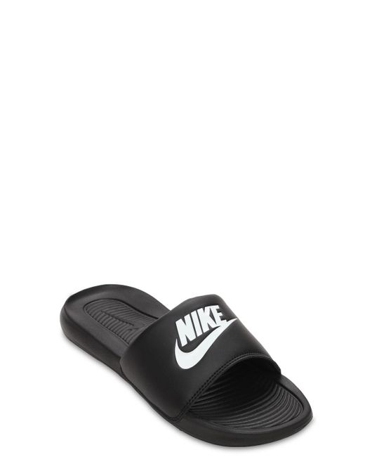 Nike Victori One スライドサンダル Black