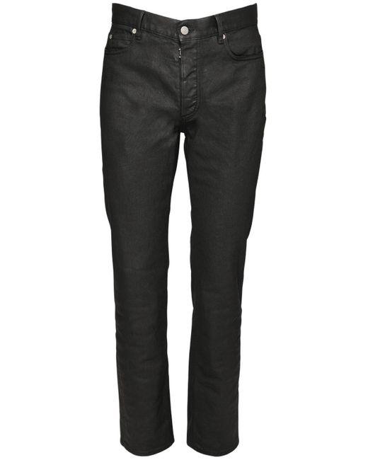 メンズ Maison Margiela コットンデニムジーンズ 20cm Black
