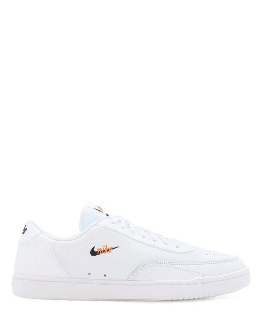 Nike White Court Vintage for men