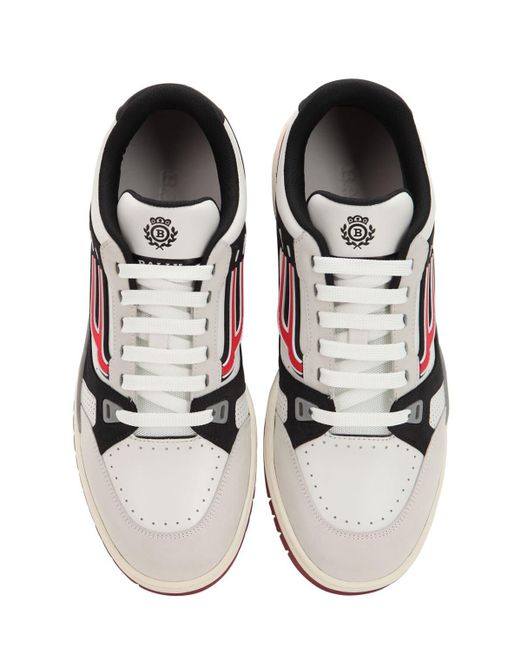 united states clearance sale new design Bally Kuba Leather Sneakers for Men - Save 57% - Lyst