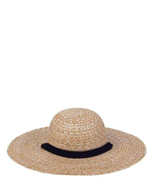 "Шляпа ""dolce Sun"" Из Рафии Lack of Color, цвет: Natural"