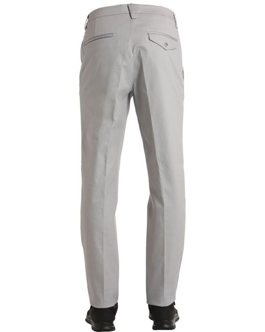 Nike Court X Rf Cotton Pants in Grey (Gray) for Men Lyst