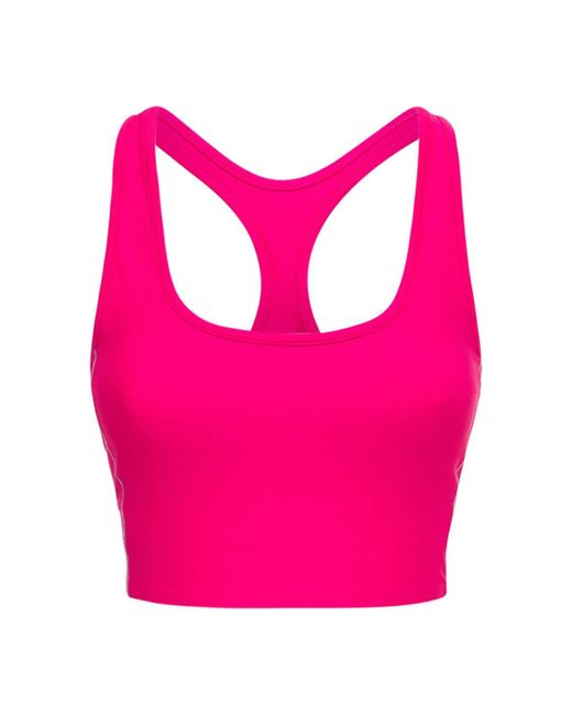 "Bralette En Techflex ""agathe"" Splits59 en coloris Pink"