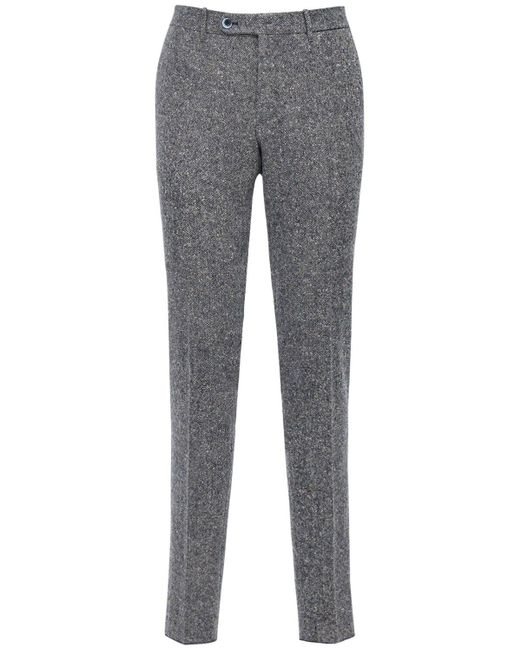 """Pantalon En Laine Mélangée """"800 Sl"""" 17,5 Cm GTA pour homme en coloris Gray"""