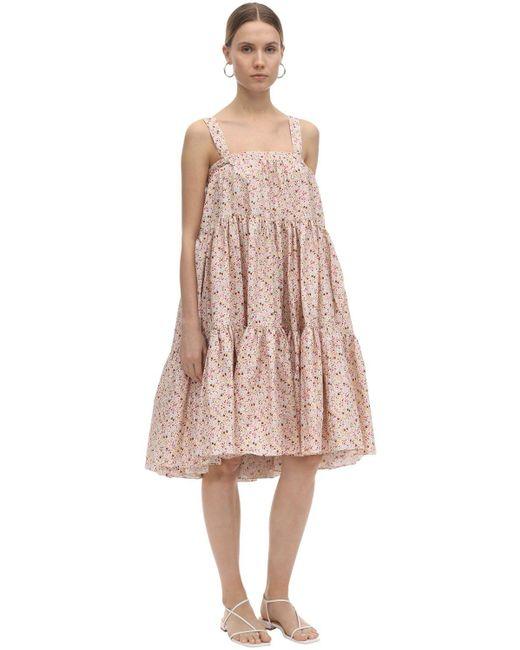 BATSHEVA Amy コットンフリルドレス&スカート Multicolor
