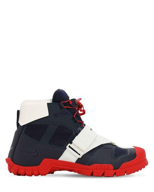 メンズ Nike Sfb Mountain / Undercover スニーカー Blue