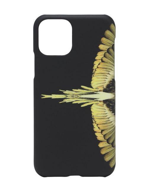 Чехол Для Iphone 11 Pro Marcelo Burlon для него, цвет: Black