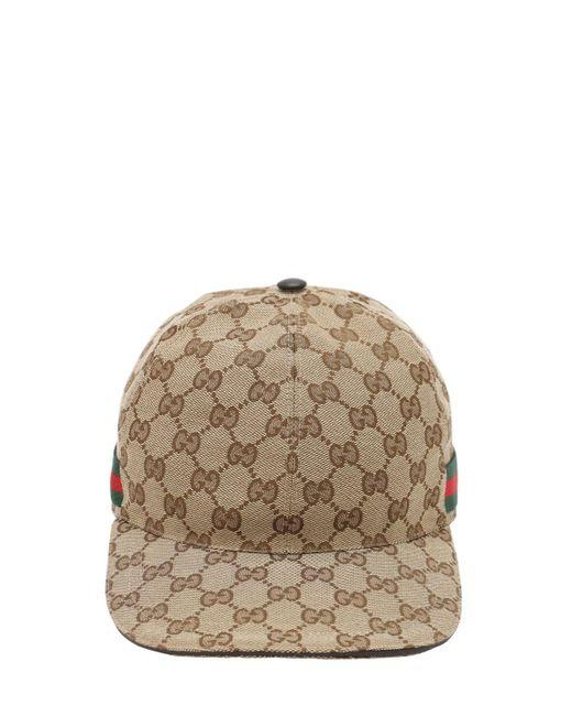 Gucci Natural Cap