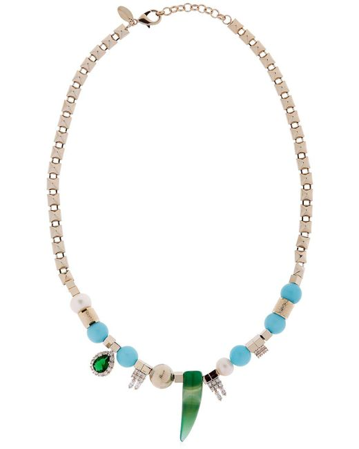 Iosselliani - Multicolor Colors Of Burma Necklace - Lyst