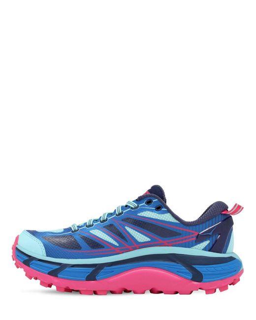 Hoka One One Mafate Speed 2 Trail スニーカー Blue