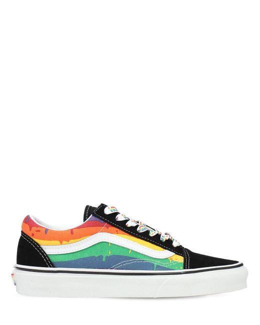 """Кроссовки """"old Skool 36 Dx"""" Vans для него, цвет: Multicolor"""