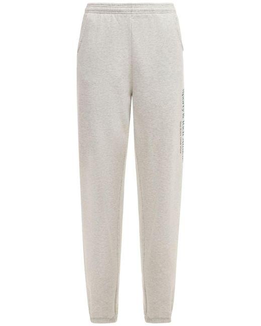 """Pantalon De Survêtet """"athletic Club"""" Sporty & Rich en coloris Gray"""