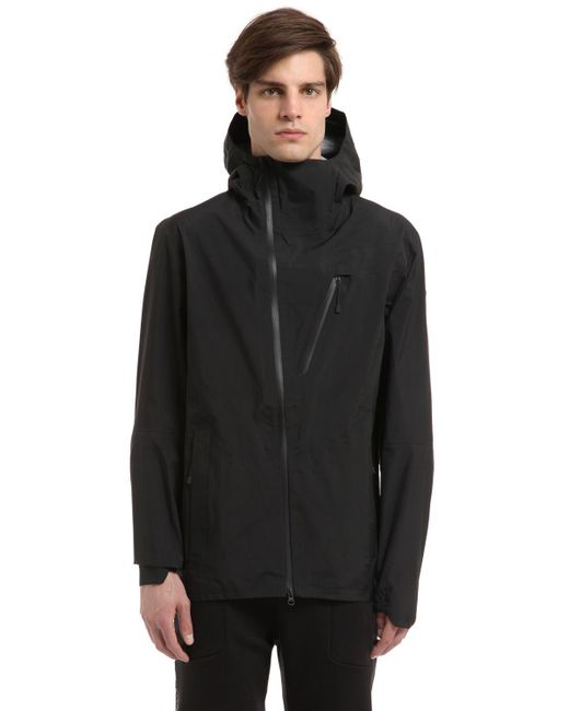 Peak Performance | Black Civil Active Gore-tex Shell Jacket for Men | Lyst