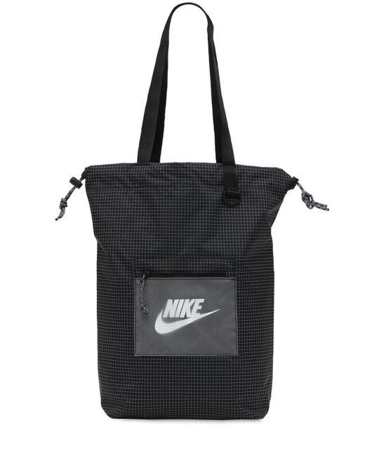 """Bolso Tote """"heritage"""" Nike de hombre de color Black"""