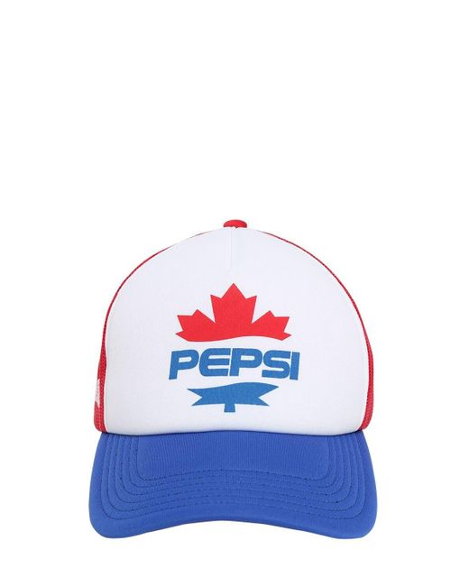 DSquared² Pepsi ベースボールキャップ Multicolor