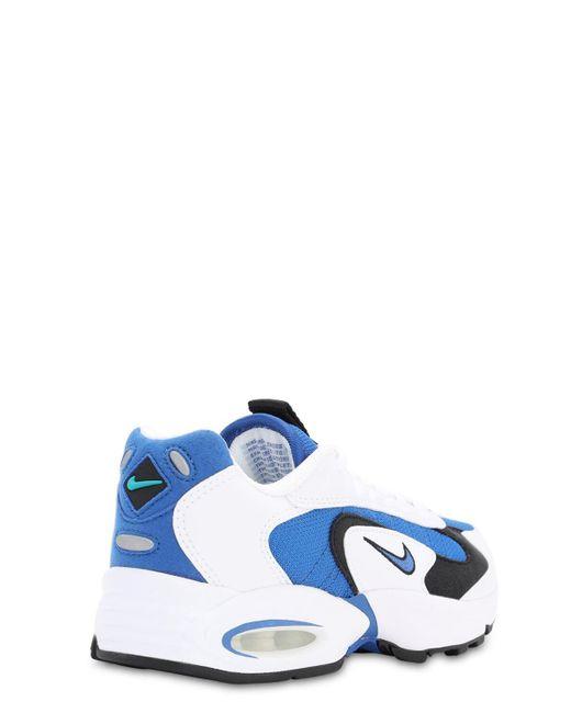 メンズ Nike Air Max Triax スニーカー Blue