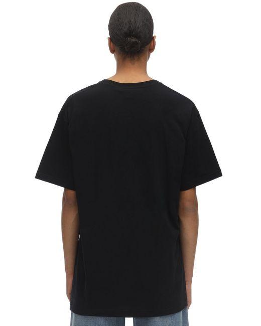 Gucci ジャージーtシャツ Black