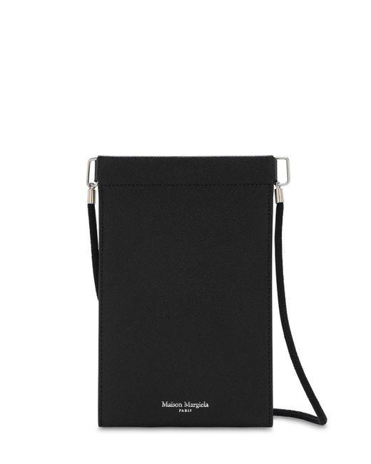 メンズ Maison Margiela スマートフォンケース Black