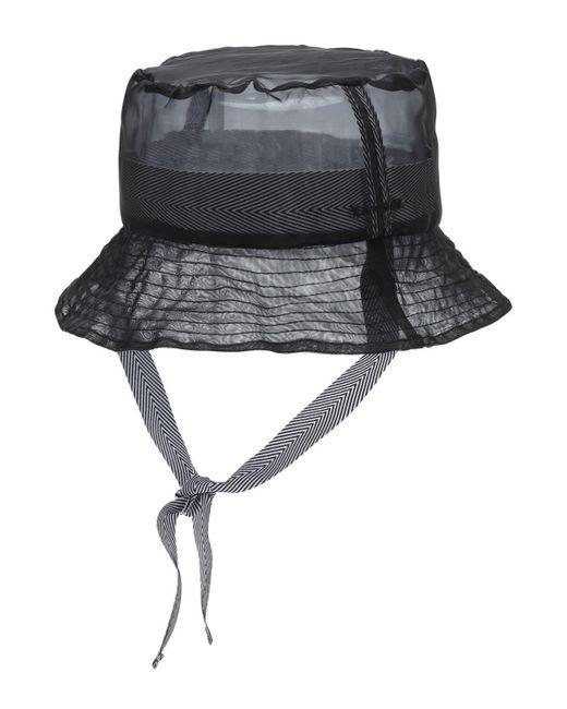 メンズ Kangol クリアバケットハット Black