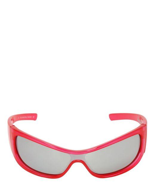 Le Specs Adam Selman The Monster サングラス Red